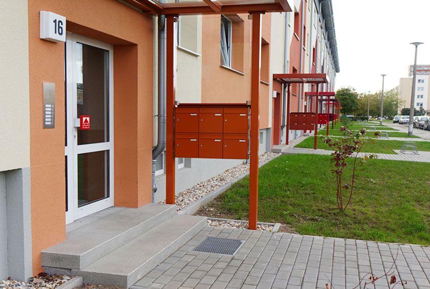 Aus architektonischer wie funktionstechnischer Sicht werden an Briefkastenanlagen immer höhere Ansprüche gestellt