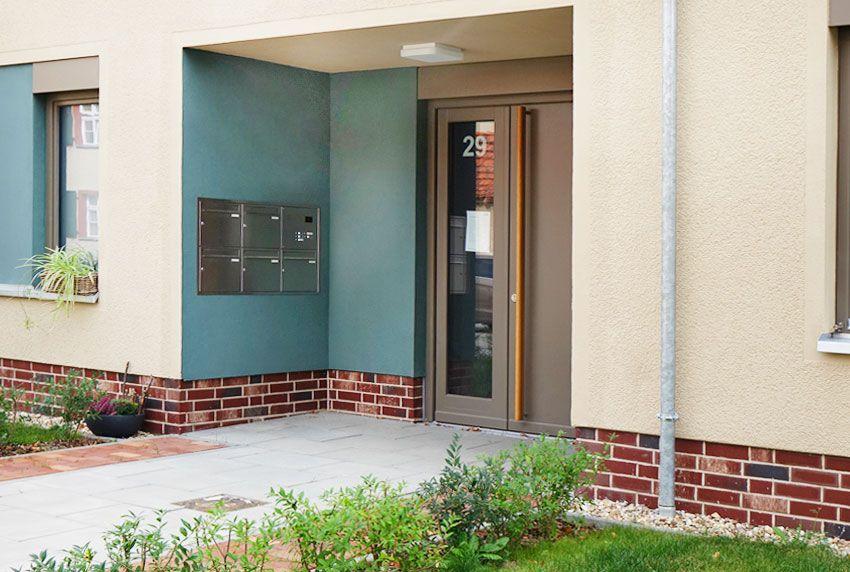 Außergewöhnliche Briefkastenanlagen aus stabilen Materialien die maximalen Alltagskomfort bieten