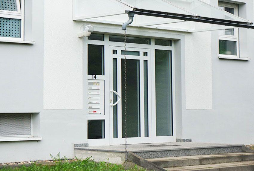 Briefkastenanlagen für Mietshäuser in Wunsch RAL Farbe
