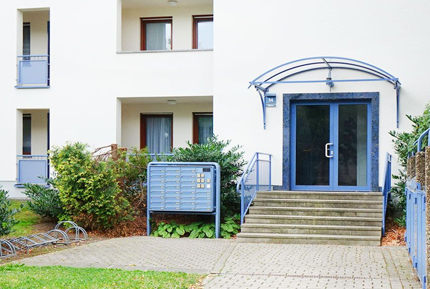 Die ideale Briefkastenanlage in und vor Mehrfamilienhäusern