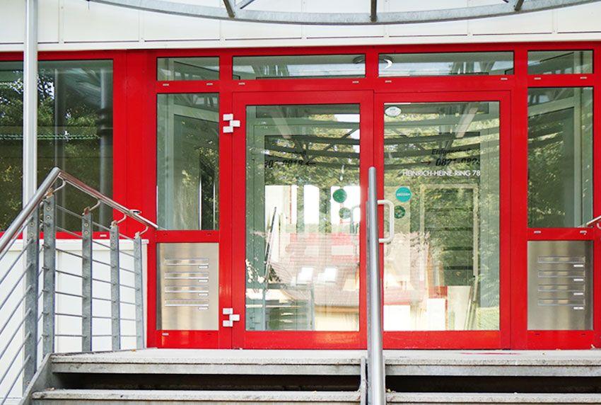 Effiziente Raumausnutzung vorhandener Bausubstanz bei zu installierenden Briefkastenanlagen