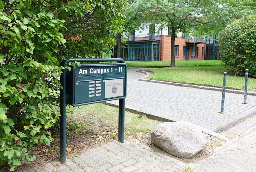 Frontentnahmebriefkästen und Anlagen - wählen Sie die richtige Postkastengröße für Universitäten