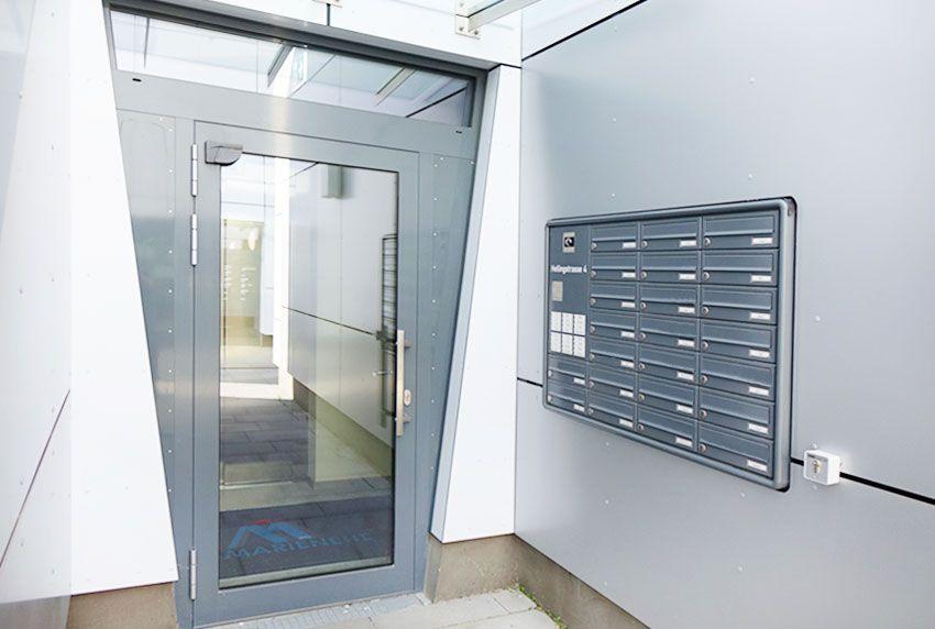 Für Immobilien mit einzigartiger Optik die passende Briefkastenanlage
