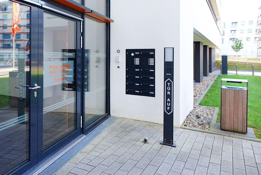 Gern genutzte Briefkastenanlagen für die Wandmontage