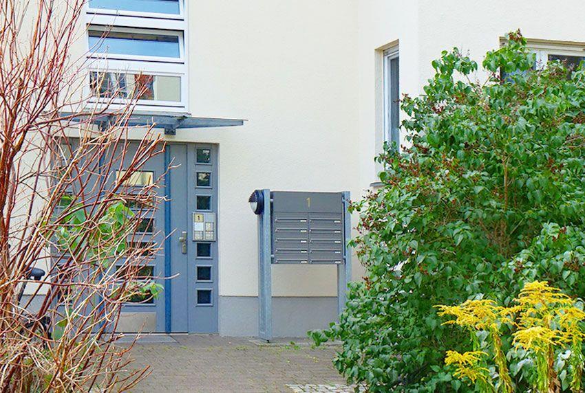 Installation der Briefkastenanlage und Außenbeleuchtung passend im Vorfeld planen