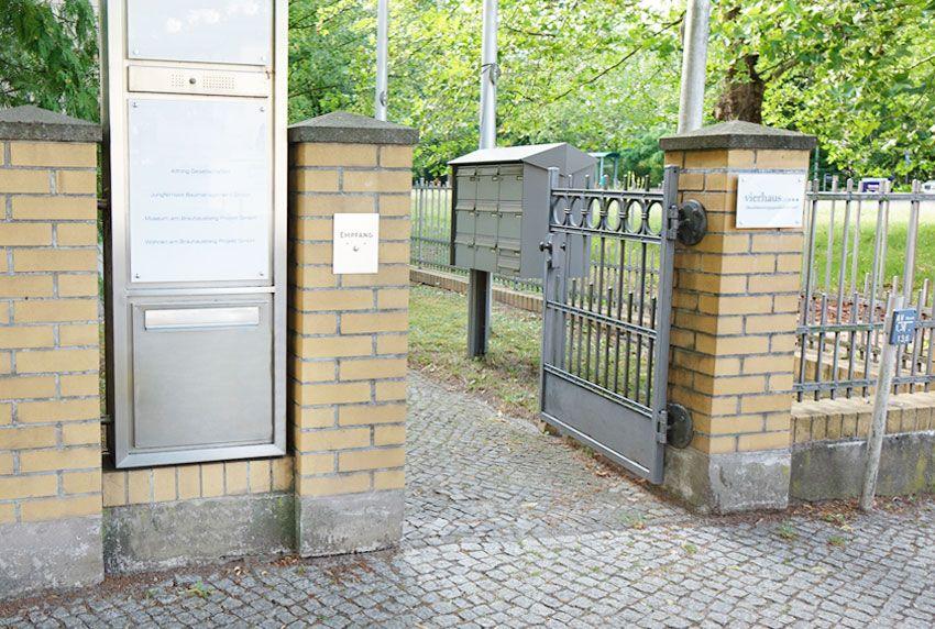 Mehrere Briefkastenmodelle an einem Standort verwenden