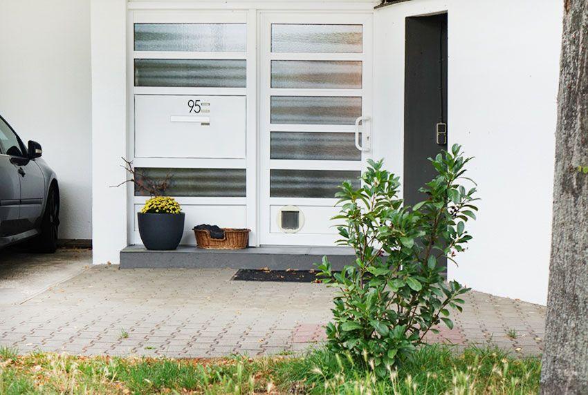 Meistverwendete und sicherste Briefkasten-Bauform am Eigenheim