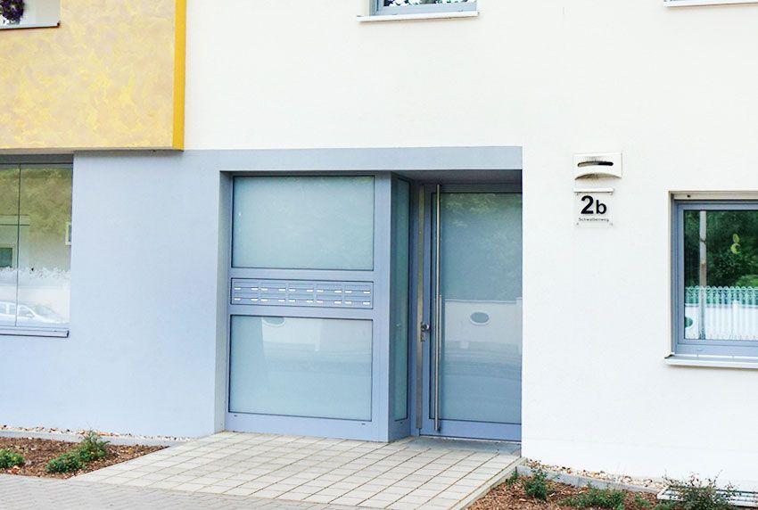 Optimierte Briefkastenanlagen für die baulichen Gegebenheiten vor Ort bestellen