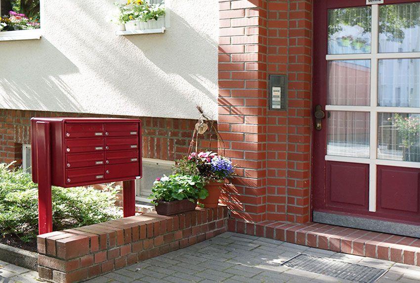 Passende Briefkästen und Postfächer in unterschiedlichen Größen und Farben