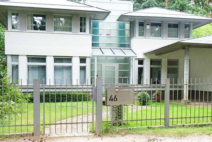 Wohnimmobilien werden durch eine moderne Briefkastenanlage aufgewertet